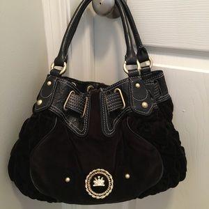 Juicy Couture Velvet bag